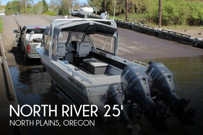 2006 North River Seahawk 25 - For Sale at North Plains, OR 97133 - ID 94054