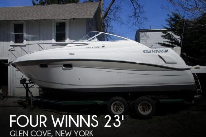 2000 Four Winns 248 Vista - For Sale at Glen Cove, NY 11542 - ID 94065