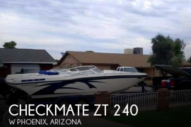2003 Checkmate ZT 240 - For Sale at Phoenix, AZ 85043 - ID 84250