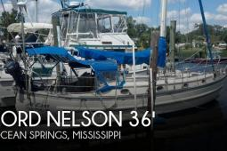 1986 Lord Nelson 35 Cutter
