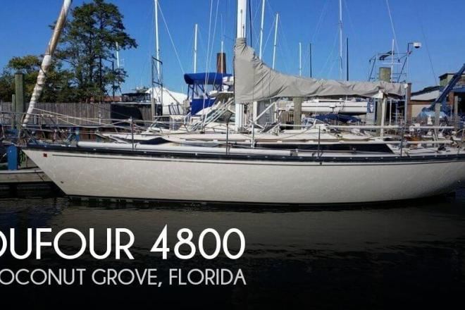 1982 Dufour 4800 - For Sale at Branford, CT 6405 - ID 84189