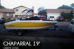 2012 Chaparral H2O 19 Sport