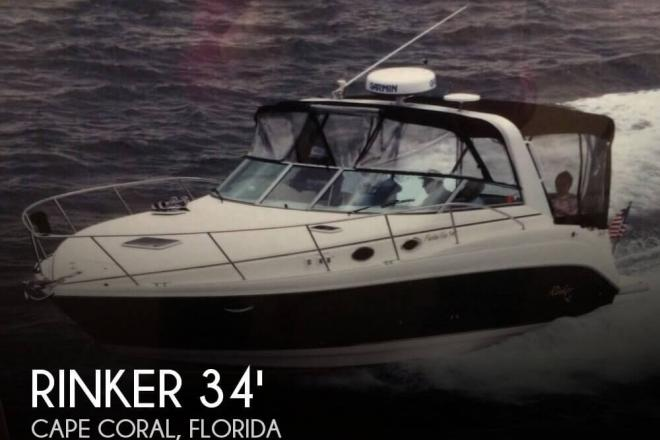 2006 Rinker 342 Fiesta Vee - For Sale at Cape Coral, FL 33990 - ID 84178