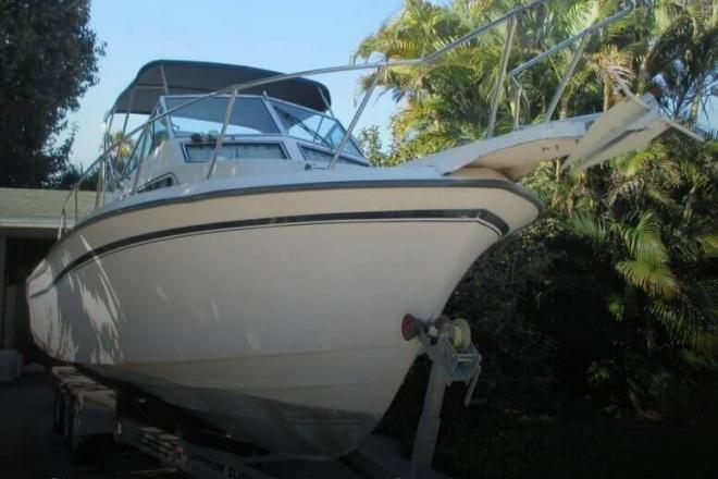 1994 Grady White 252 Sailfish Sportbridge - For Sale at Bradenton, FL 34282 - ID 83658