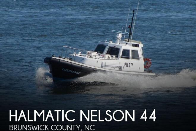 1986 Halmatic NELSON 44 - For Sale at Southport, NC 28461 - ID 83550