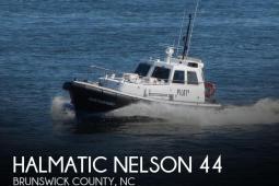 1986 Halmatic NELSON 44