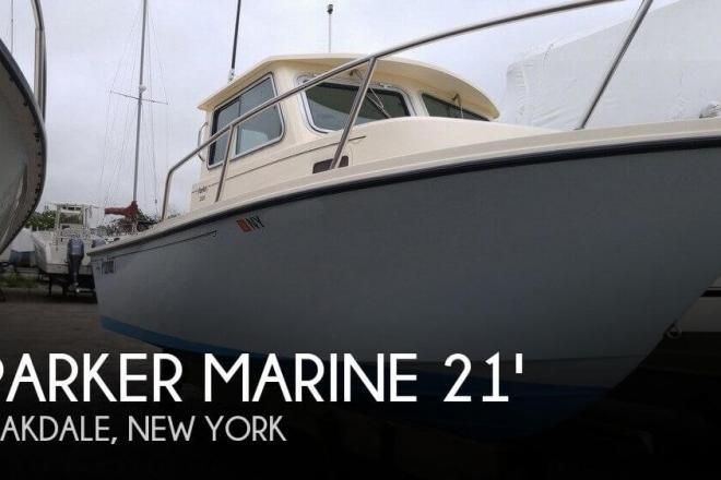 2013 Parker 2120 Sport Cabin - For Sale at Oakdale, NY 11769 - ID 83151
