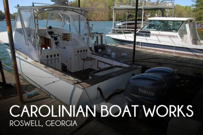2009 Carolinian Carolinian 28 Express - For Sale at Roswell, GA 30075 - ID 91384