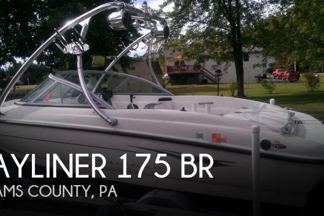 2009 Bayliner 175 BR - For Sale at Gettysburg, PA 17325 - ID 82727
