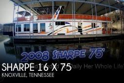 2008 Sharpe 16 x 75