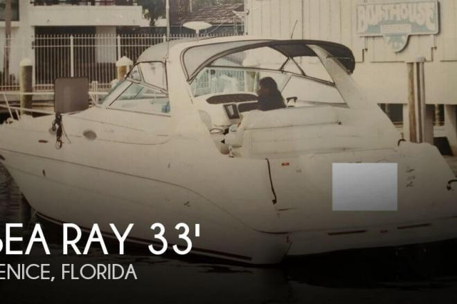 1995 Sea Ray 330 Sundancer - For Sale at Venice, FL 34284 - ID 83024