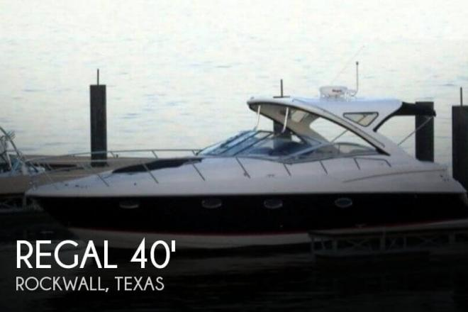 2007 Regal 4060 Commodore - For Sale at Rockwall, TX 75032 - ID 83730