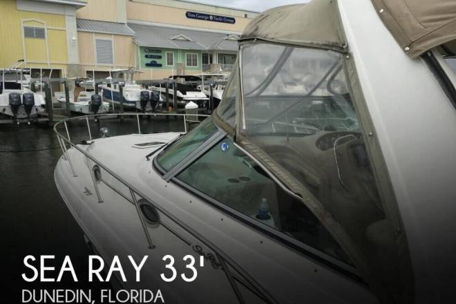 2000 Sea Ray 340 Sundancer - For Sale at Dunedin, FL 34697 - ID 81669