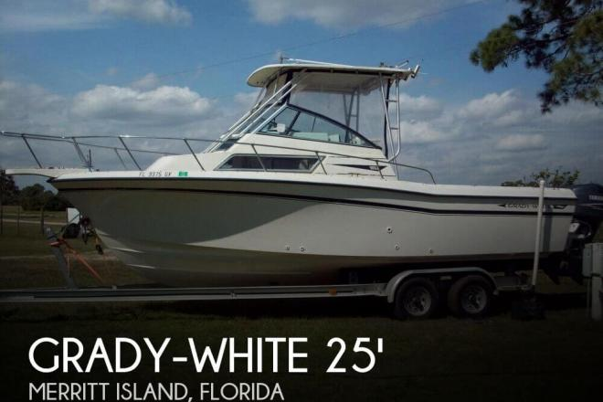 1992 Grady White 252 Sailfish/SportBridge GT - For Sale at Merritt Island, FL 32952 - ID 82220