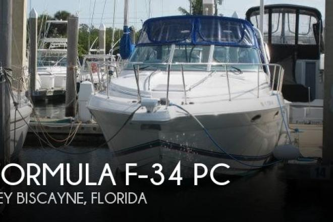 1997 Formula F-34 PC - For Sale at Key Biscayne, FL 33149 - ID 81595