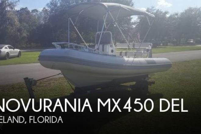 1999 Novurania MX450 DEL - For Sale at Deland, FL 32720 - ID 81561