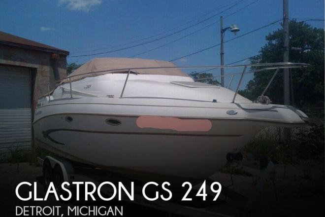 2003 Glastron GS 249 - For Sale at Detroit, MI 48201 - ID 82721