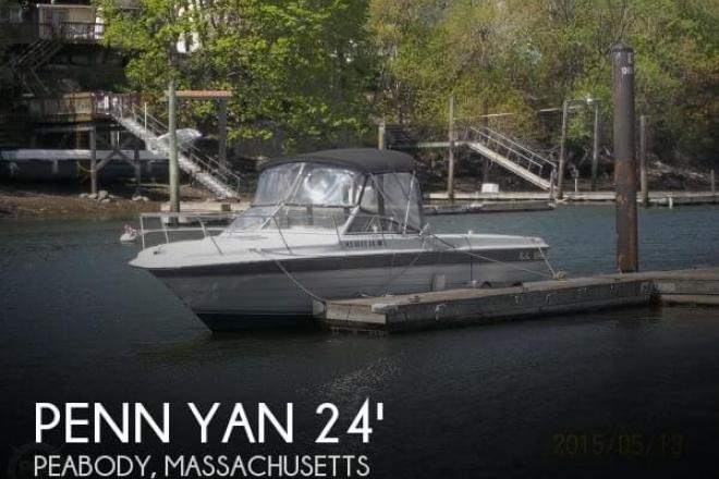 1987 Penn Yan Challenger 240 - For Sale at Peabody, MA 1960 - ID 95806