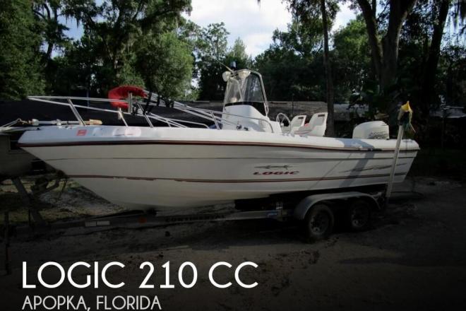 2001 Logic 210 CC - For Sale at Apopka, FL 32703 - ID 81515