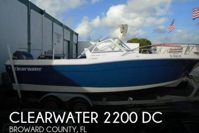 2008 Clearwater 2200 DC - For Sale at Hollywood, FL 33081 - ID 80662