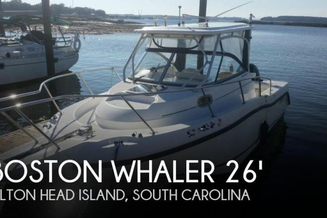 2006 Boston Whaler 255 Conquest - For Sale at Hilton Head, SC 29925 - ID 80025