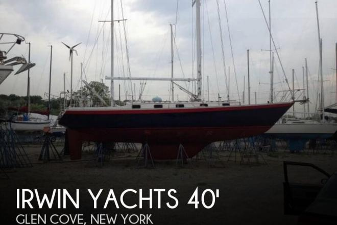1981 Irwin 40 Mk II - For Sale at Oyster Bay, NY 11771 - ID 80019