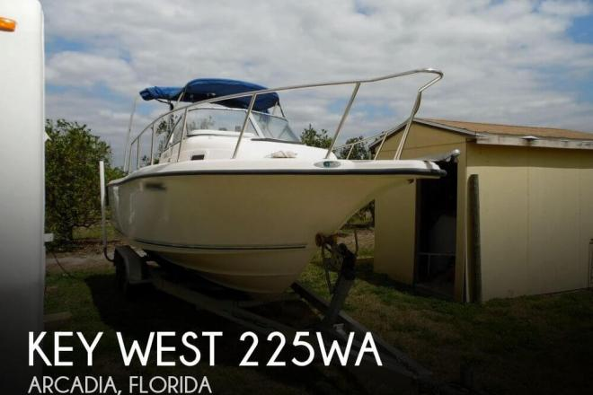2004 Key West 225WA - For Sale at Arcadia, FL 34265 - ID 83777