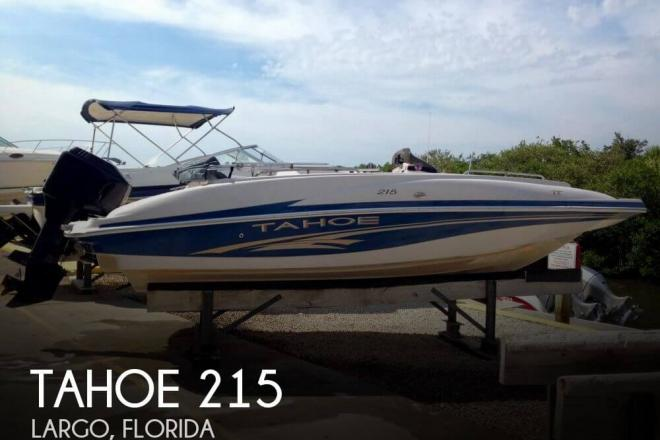 2005 Tahoe 215 - For Sale at Largo, FL 33770 - ID 79952