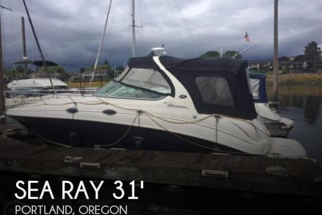 2008 Sea Ray 280 Sundancer - For Sale at Portland, OR 97201 - ID 96566