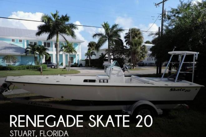 2013 Renegade Skate 20 - For Sale at Stuart, FL 34994 - ID 79903