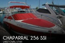 2006 Chaparral 256 SSi