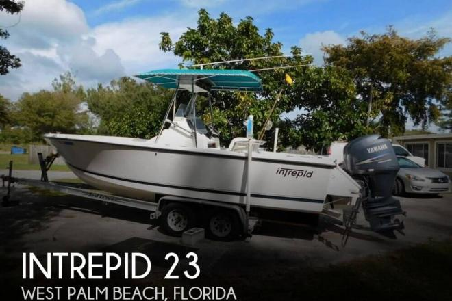 1995 Intrepid 23 - For Sale at West Palm Beach, FL 33401 - ID 82342