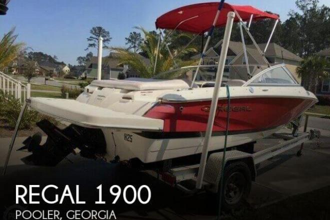 2008 Regal 1900 - For Sale at Pooler, GA 31322 - ID 98591