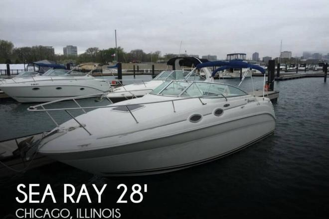 2002 Sea Ray 260 Sundancer - For Sale at Chicago, IL 60687 - ID 79706