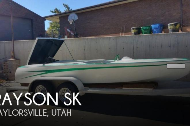 1965 Rayson Craft SK - For Sale at Taylorsville, UT 84119 - ID 79598