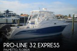 2006 Pro Line 32 Express