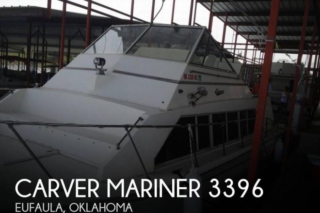 1978 Carver Mariner 3396 - For Sale at Eufaula, OK 74432 - ID 79354