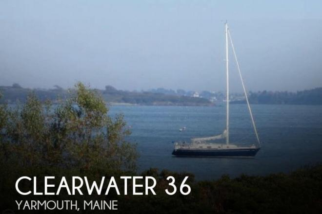 1993 Clearwater 36 - For Sale at Yarmouth, ME 4096 - ID 79205