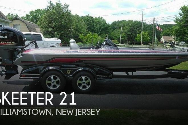 2013 Skeeter FX21 - For Sale at Williamstown, NJ 8094 - ID 78057