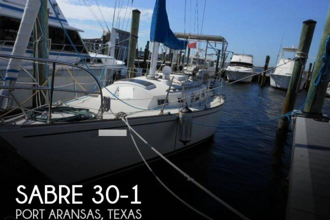 1982 Sabre 30-1 - For Sale at Port Aransas, TX 78373 - ID 79068