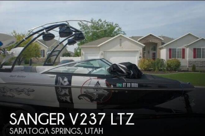 2013 Sanger V237 LTZ - For Sale at Saratoga Springs, UT 84045 - ID 78936