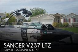 2013 Sanger V237 LTZ