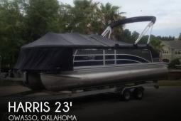 2013 Harris Solstice 220 SL Tritoon