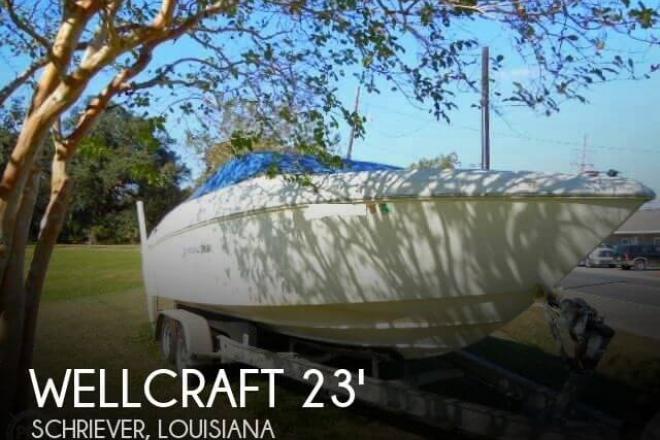 2001 Wellcraft 23 Excalibur - For Sale at Schriever, LA 70395 - ID 95996