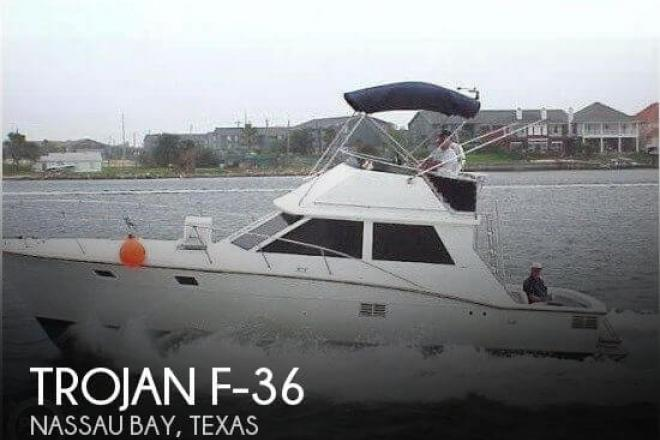 1977 Trojan F-36 - For Sale at Houston, TX 77058 - ID 77327