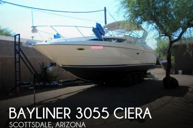 1999 Bayliner 3055 Ciera - For Sale at Scottsdale, AZ 85254 - ID 77298