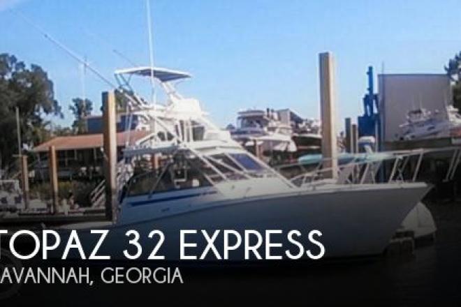 1989 Topaz 32 Express - For Sale at Savannah, GA 31401 - ID 77099
