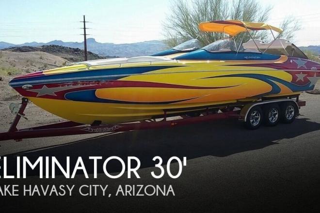 2005 Eliminator Eagle 300 XP - For Sale at Lake Havasu City, AZ 86406 - ID 82453