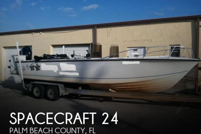 1987 Spacecraft 24 - For Sale at Juno Beach, FL 33408 - ID 77058