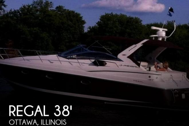2002 Regal 3860 Commodore - For Sale at Ottawa, IL 61350 - ID 75771